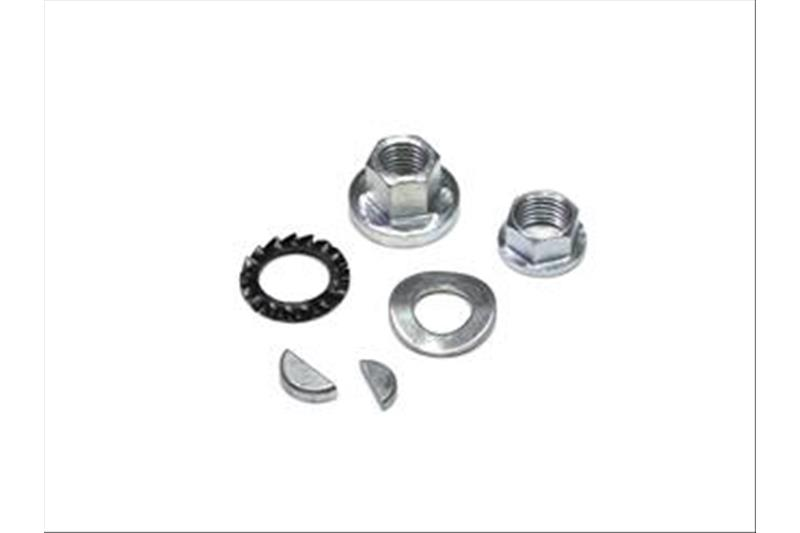 Kit nuts and washers and keys for crankshaft and clutch for vespa VBB Sprint