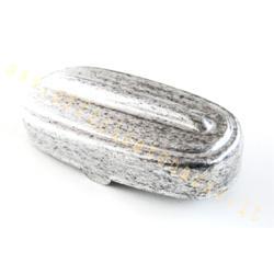 5872-a - Satin aluminum hub cap for Vespa 50 - 90 - Primavera - ET3
