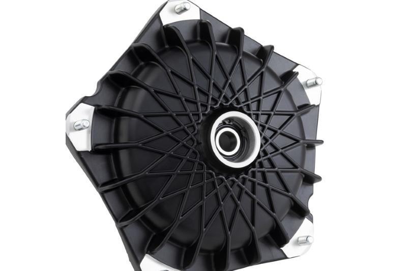 Black drum GRIMECA brake front disc 20 mm
