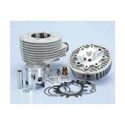 140.0088 - Polini 177 ccm Aluminiumzylinder Hub 60 für Vespa PX 125/150 all - Sprint Veloce - TS - LML Star Deluxe 125/150 / Cosa