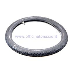 993400001 - Kenda 2-17 tire complete with inner tube for Ciao moped
