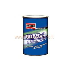 NLGI3 lithium grease - 0,85 kg