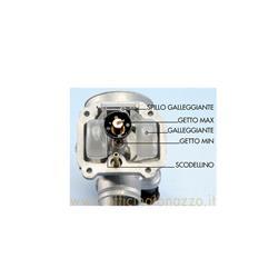 343.0015 - Copa de chorro máxima para carburador Polini