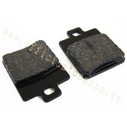 BRAKE PADS - Disc brake pads Crimaz Vespa 50 - Primavera - ET3 (53mm long, 40mm wide, 6.6mm thick)