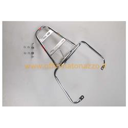 09655 / C - Chrome plated rear holder for Vespa GTS / GTS Super / GTV / GT 60 / GT / GT L 125-300ccm