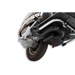 "3217791 - Malossi ""Power Classic Exhaust"" muffler for Vespa PX 125-150"