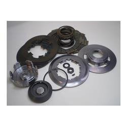 MC5 - Complete clutch unit Crimaz TOP CM5 for smallframe vespa and ape 50