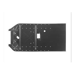 8000000795588 - Parte inferior del pie de cama (longitud 90.0 cm - ancho 42.0 cm) para Vespa 50 N - R completa con barras transversales y refuerzos
