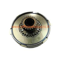 FCC0534M - Complete Ferodo clutch group 3 discs 6 springs Ø flange 97mm pinion Z21 for Vespa GT - GTR - GL - Sprint - Sprint V. - TS - Super 125/150 - VNB 1> 6 - VBB 1> 2 - VBA