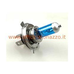 Halogenlampe für Vespa mit Bajonettkupplung blaue Farbe HS1 - 12V- 35 / 35W