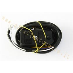 - Light switch for Vespa PX 125/150 from 1981 to 1983 - P200E from 1981 to 1983 (models with arrows)