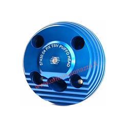 Parmakitkopf für Zylinder 177 Hub 60, seitliche Zündkerze für Vespa PX