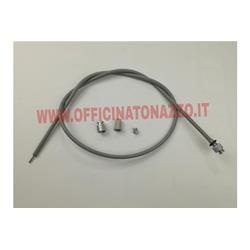 Odometer transmission with sheath for Vespa 0756055 VBA from 150 to 59