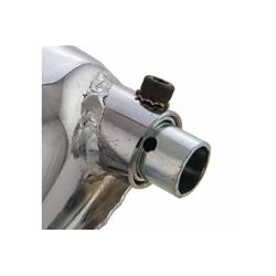 Racing Exhaust Muffler Sip Road chrome for Vespa Primavera - ET3