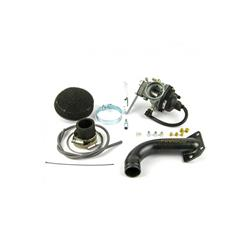 Pinasco carburetor kit complete with manifold, air filter for Vespa Farobasso Ø 22