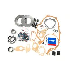 - Engine overhaul kit for Vespa PX 125/150 up to 1983 - TS 2nd series with pinasco main bearings