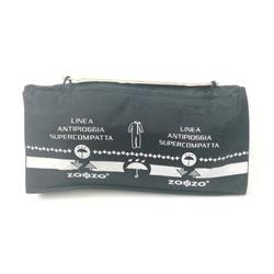 "Full rain suit ""ZONZO"" model Pocket one black (TG ""M"")"