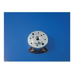 57003.28 - Full flywheel machined from solid for Parmakit ignition without fan, weight 900 gr, cone 20