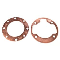 Set of gaskets / shims for cylinder base and VMC head 177cc Stelvio and Super G