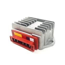 Original Spannungsregler Piaggio12V 28A, 5 Drähte für Vespa PK50 XL- HP- Rush - PX -Ape FL3 (Ref. 2180605)