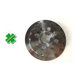 Steel spring clamp for Crimaz CMX clutch