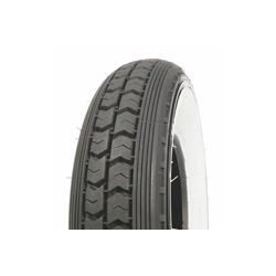 0200236 - Continental TT LB WW tire, white band 3.50 x 8 M / C 46J