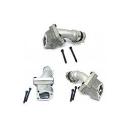 Lamellar intake manifold to VMC crankcase 34mm 3 holes for Vespa PK 50/125