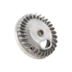 Flywheel for PIAGGIO CIAO / PX / SC / SI / Boxer / Bravo / Superbravo 50ccm 2T AC aluminum