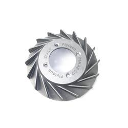 Pinasco aluminum fan for Flytech ignitions
