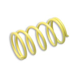 MALOSSI variator contrast spring for PIAGGIO CIAO, yellow (external Ø 45x77 mm - wire Ø 3,9 mm - k 8,4)