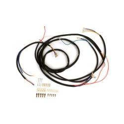 Kit für ein elektrisches System zur Verwendung einer elektronischen Wechselstromzündung für Vespa 50 NLR, Primavera, ET3, Rallye, Sprint