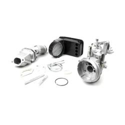Kit carburettor dell'orto SHBC Ø19 with 2-hole reed valve for Vespa PK
