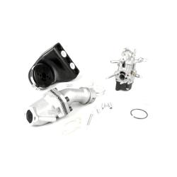 Carburetor kit dell'orto SHB Ø16 with 2-hole reed manifold for Vespa 50 N, L, R, Special