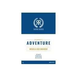 ADVENTURE mixture oil, for heavy use, 1 liter pack for Vespa