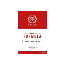 FORMULA blend oil, extreme use, 1 liter pack for Vespa