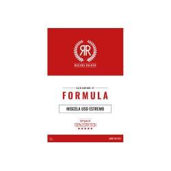 Aceite mezcla FÓRMULA, uso extremo, paquete de 1 litro para Vespa