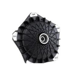 Tambor negro GRIMECA freno disco delantero 20 mm