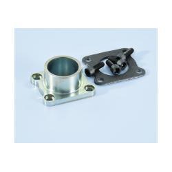 Polini Auspuffkrümmer für 177 Zylinder aus Aluminium