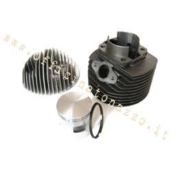 Polini 130cc cilindro de hierro fundido para Vespa Primavera - ET3 - PK - Ape 50
