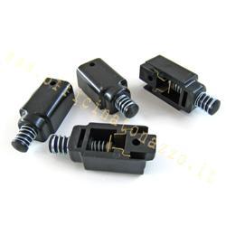 IE3200 - Interruptor de parada de 6V para Vespa 125 Primavera - ET3 - PX sin flechas