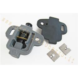IE3100 - Interrupteur d'arrêt 6V gris pour Vespa 125 VNB2-6 - GT - GTR - Super - TS - 150 VBB2 - Sprint - Sprint Veloce - 180 SS - Rally
