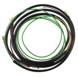 Sistema eléctrico para ciclomotor Ciao, funda negra