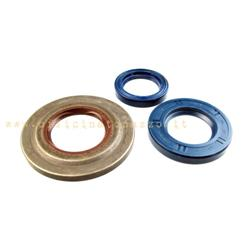 Series of Viton engine oil seals for Vespa PX from Millenium onwards