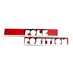 "Vespa ""Pole Position"" sticker for T5"