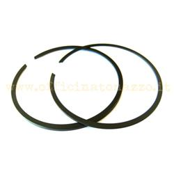 "25173426 - Pinasco piston rings Ø 69.0mm for 215 (2 Pcs) 1 ""L"" shaped band"