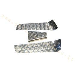 50210000 - Aluminum footrests for Vespa PX - PE