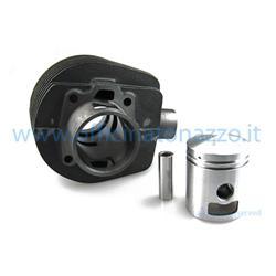 Cylindre fonte 150cc 2 décantation type origine pour Vespa VBB - Sprint - GL