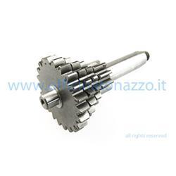 71695 - Multiple gear Z 10-14-18-22 for Vespa 50 - Primavera - ET3