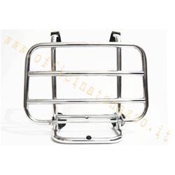 03156 - Front chromed luggage rack for Vespa 50 N - L - R - Primavera - ET3 - PK all models