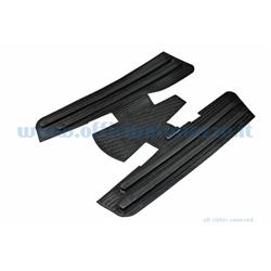 7426 - Schwarze Fußstützenmatte aus Gummi für TS - GT - GTR - GL - Sprint - Sprint Veloce - Rallye - Super - VNB - VBB - SS180